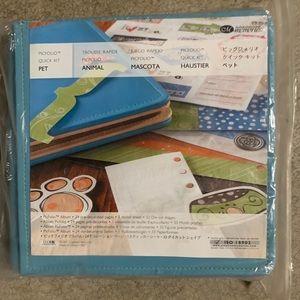 Creative Memories Picfolio Kit - Pet